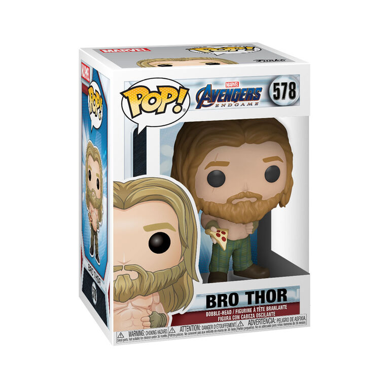 Funko POP! Movies: Avengers: Endgame - Bro Thor