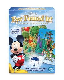 Ravensburger! Disney: Eye Found it! Card Game