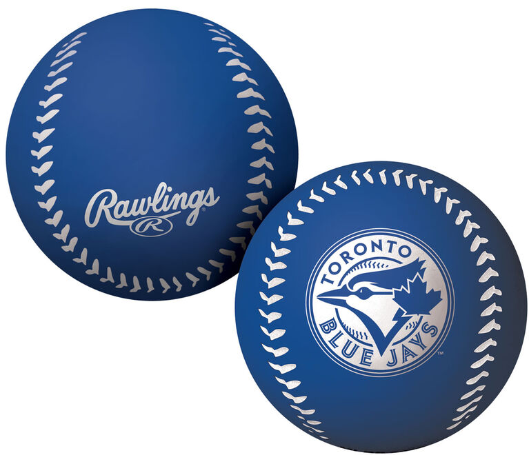 Rawlings Big Fly Rubber Ball - Toronto Blue Jays