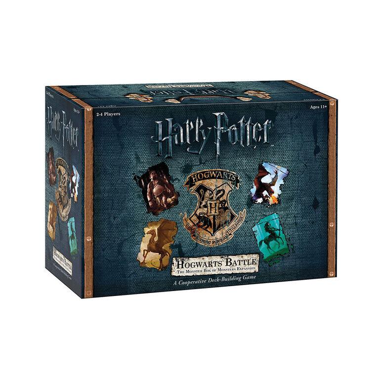 Harry Potter: Hogwarts Battle Game - The Monster Box of Monsters Expansion