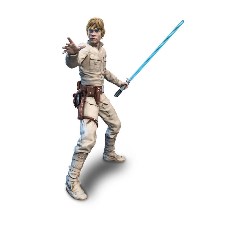 Star Wars The Black Series Hyperreal Luke Skywalker