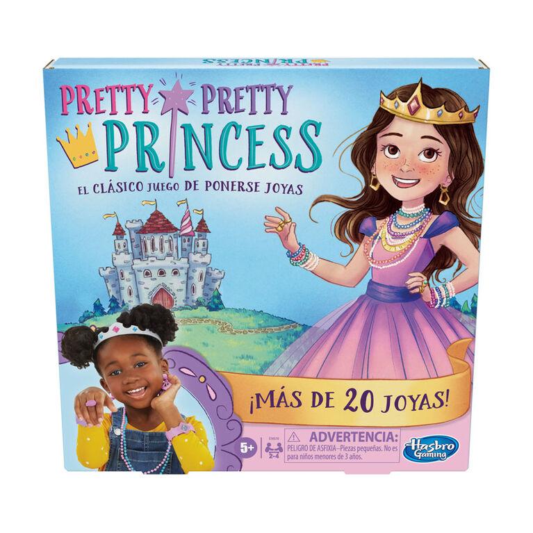 Pretty Pretty Princess, jeu de plateau classique pour se parer de bijoux