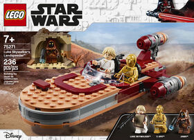 LEGO Star Wars TM Luke Skywalker's Landspeeder 75271