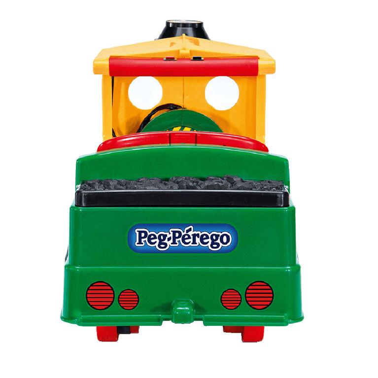 Peg-Perego Santa Fe Train.