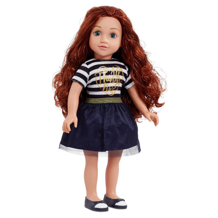 B Friends 18 inch Doll - Amelia - English Edition