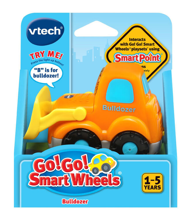 Go! Go! Smart Wheels Bulldozer - English Version