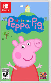 Nintendo Switch - My Friend Peppa Pig