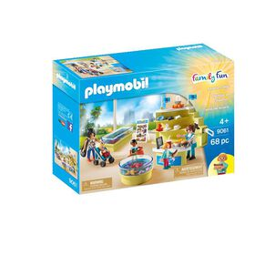 Playmobil - Aquarium Shop (9061)
