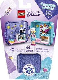 LEGO Friends Stephanie's Play Cube 41401