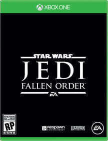 Xbox One Star Wars Jedi Fallen Order