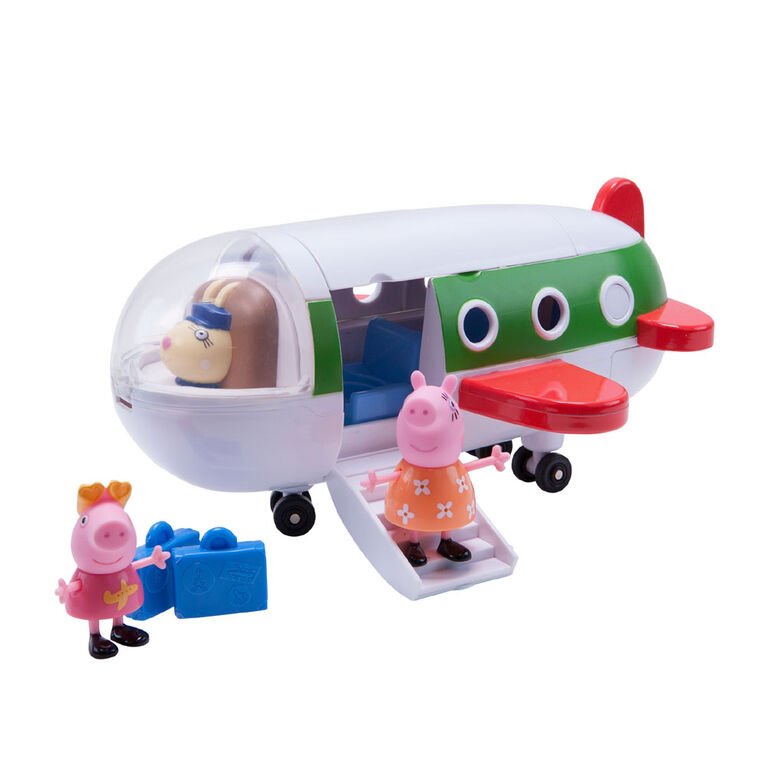 Peppa Pig Avion De Vacances Edition Anglaise Toys R Us Canada