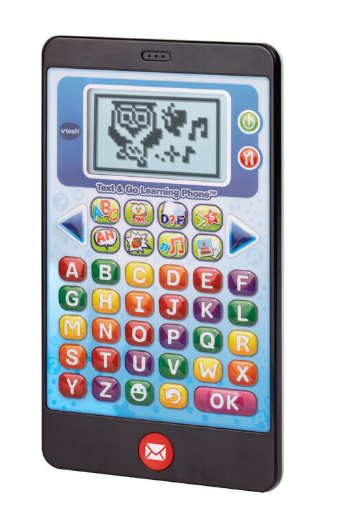 Text & Go Learning Phone - English Edition