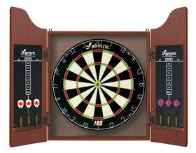 Swiftflyte - Classic Series Dartboard & Cabinet Set