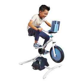 Vélo stationnaire réglable et divertissant Pelican Explore and Fit Cycle