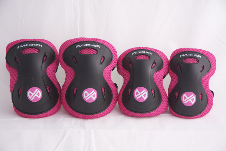 Stoneridge Cycle Punisher pad set – pink