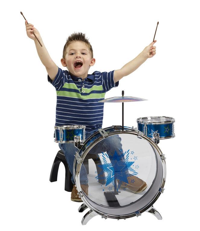 Imaginarium Preschool - Ma première batterie - Bleu