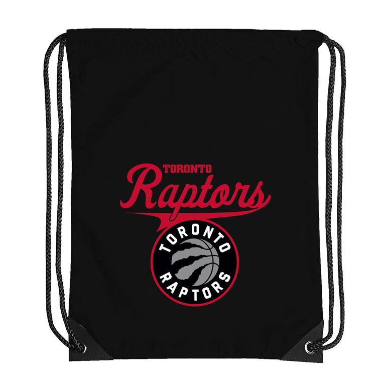 Toronto Raptors NBA Team Spirit Backsack - English Edition