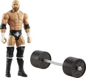 WWE - Wrekkin' - Figurines articulées Triple H