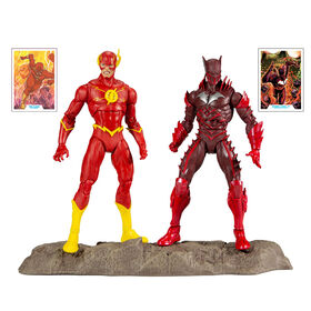 DC Multiverse Collector Multipack - Earth-52 Batman & Flash Figures
