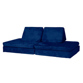 Huddle Play Couch Navy