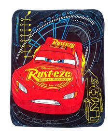 Couverture en micro peluche de Disney Cars 3
