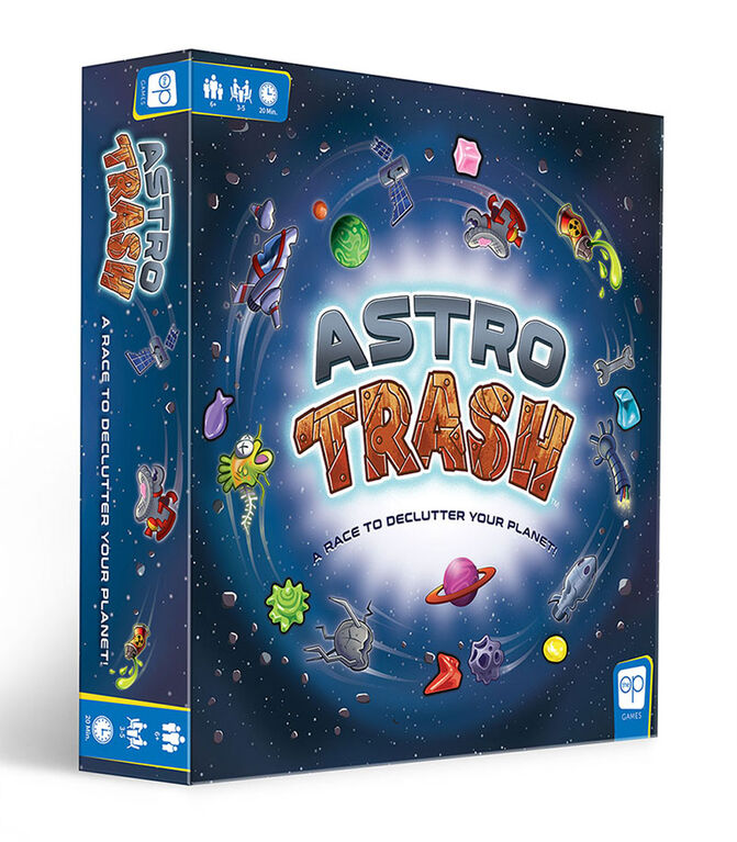 Astro Trash - English Edition
