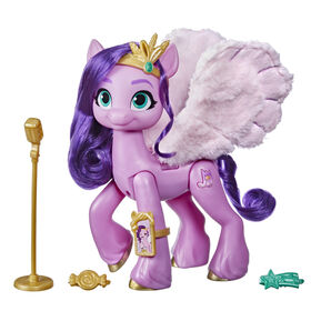 My Little Pony: A New Generation, Star musicale Pipp Petals, poney rose musical  - Édition anglaise