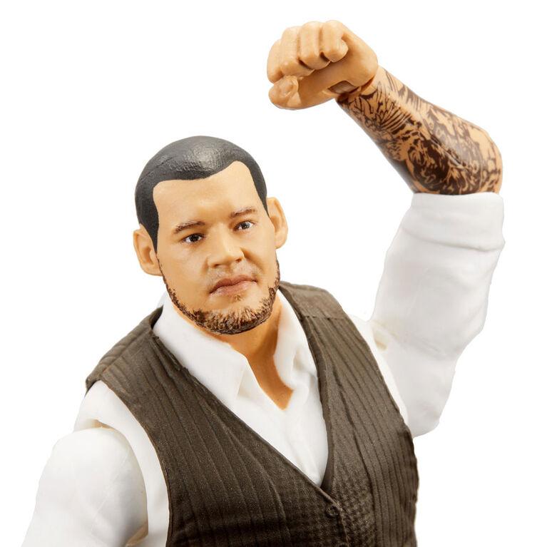 "WWE - Figurine articulee - ""Constable"" Baron Corbin"