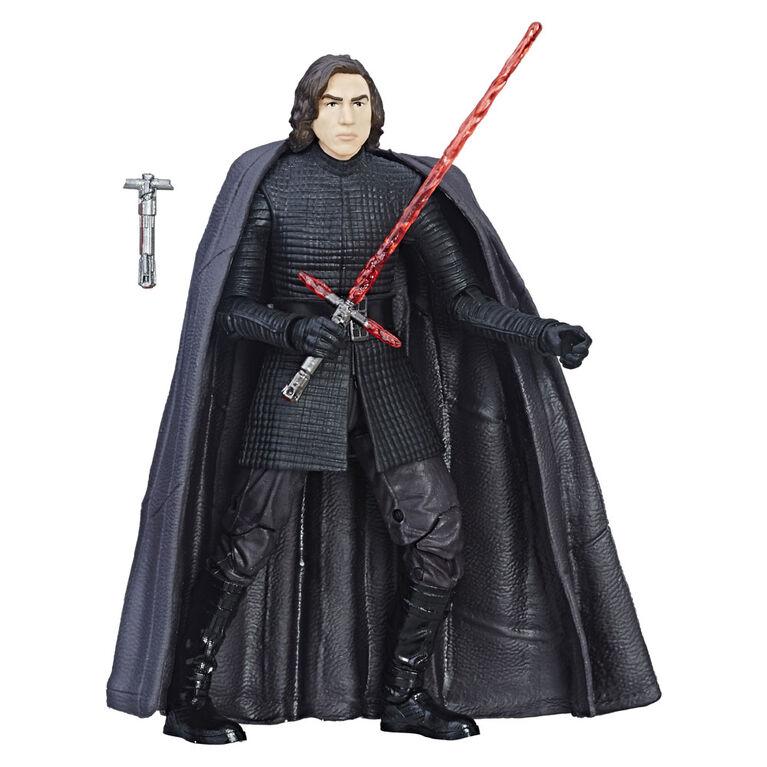 Star Wars Série noire - Figurine de Kylo Ren.