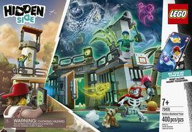 LEGO Hidden Side Newbury Abandoned Prison 70435