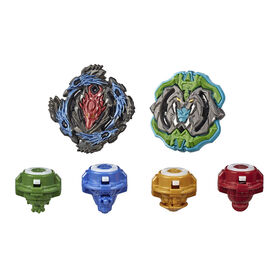 Beyblade Burst Turbo Slingshock Master Set - R Exclusive