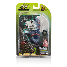 Fingerlings Untamed - Dire Wolf - Blizzard (White and Blue) - R Exclusive