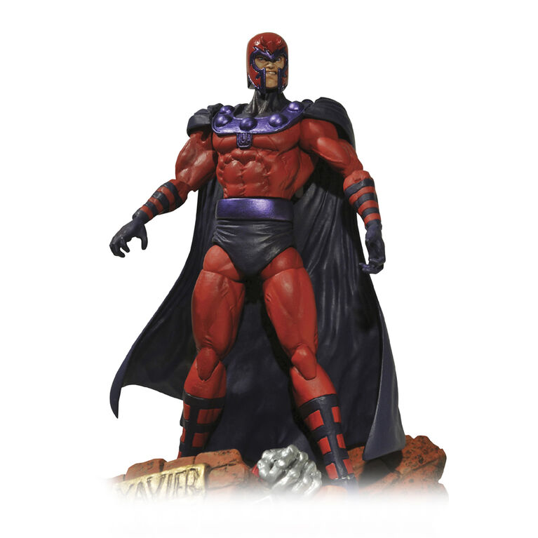 Grosnor Marvel Select - Magneto Action Figure