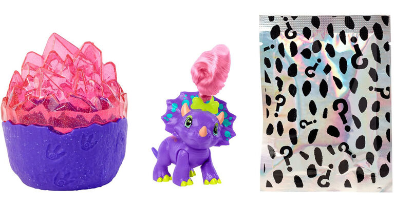 Cave Club Dino Baby Crystals Surprise Figure - Styles Vary
