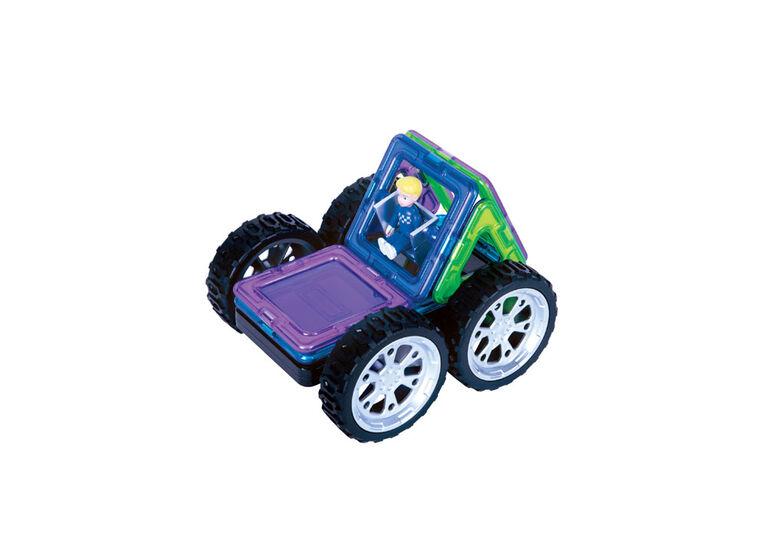 Magformers Rally Kart 8Pc Set