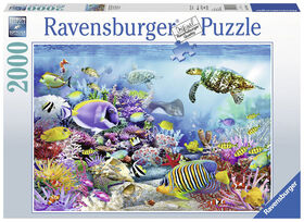 Ravensburger Coral Reef Majesty 2000 Piece Jigsaw Puzzle