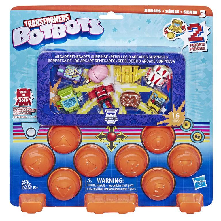 Hasbro Transformers: BotBots Arcade Renegades