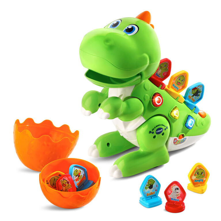 VTech Mix & Match-a-Saurus - English Edition