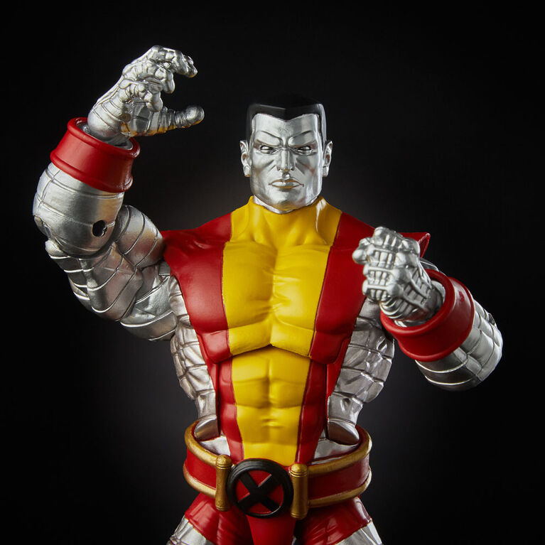 Marvel Comics 80th Anniversary Legends Series: Colossus Vs. Juggernaut 2-Pack