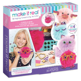 Make it real DIY Pomcuties