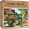 Time Away Dragonfly Garden - 1000 Pièce Casse-Tête Par Alan Giana - Édition anglaise