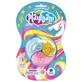 Educational Insights Playfoam Jumbo Pod, Unicorn Mane