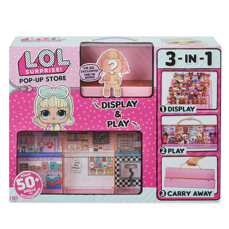 L O L Surprise Pop Up Store Toys R Us Canada