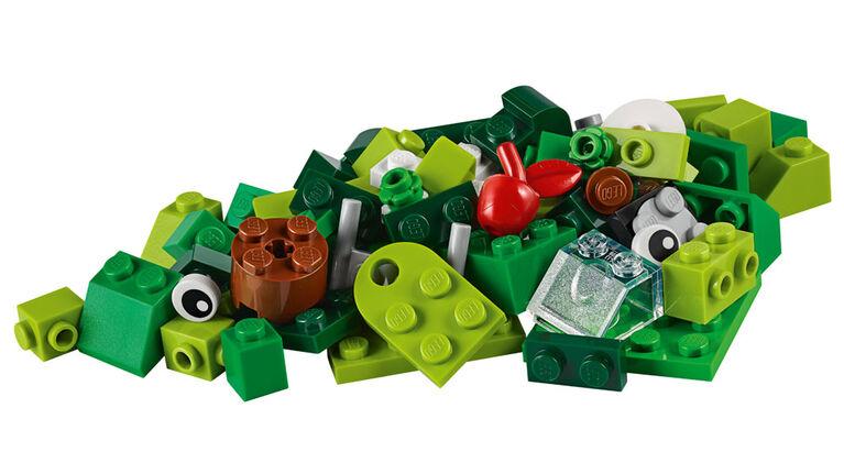 LEGO Classic Creative Green Bricks 11007