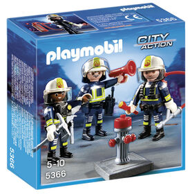 Playmobil - Fire Rescue Crew (5366)