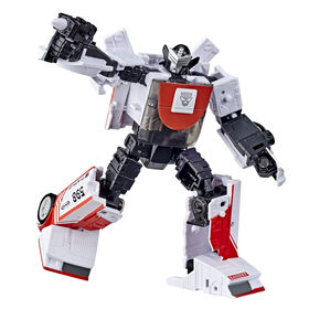 Transformers Generations Selects WFC-GS11 Decepticon Exhaust, War for Cybertron Deluxe Class Figure - Collector Figure, 5.5-inch - R Exclusive