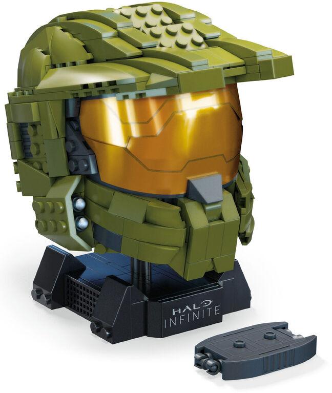 Mega Construx Halo Master Chief Helmet - R Exclusive