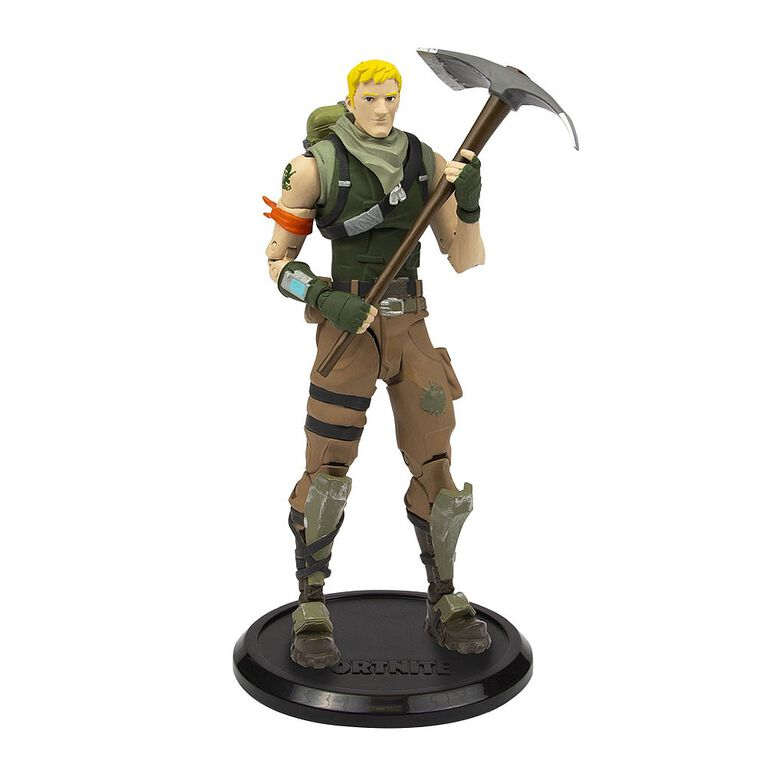 Fortnite - Figurine de 7 pouces - Sergeant Jonesy.