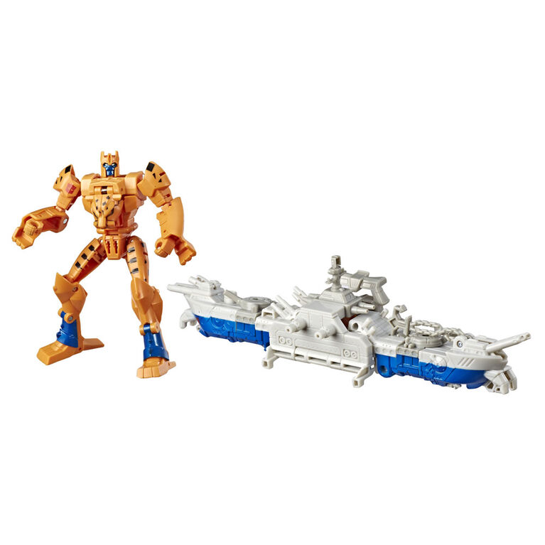 Transformers Cyberverse Spark Armor Cheetor Action Figure - R Exclusive