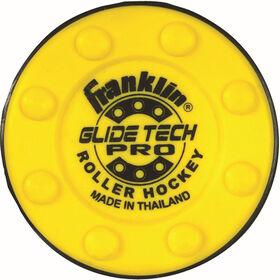 NHL Street Hockey Glide Tech Pro Puck - Yellow